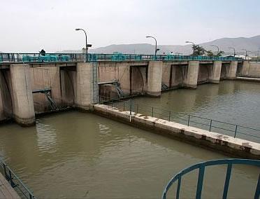 Planta de tratamiento de agua SEDAPAL Lima Perú