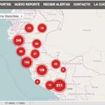 Contaminación de agua en comunidades indígenas Perú