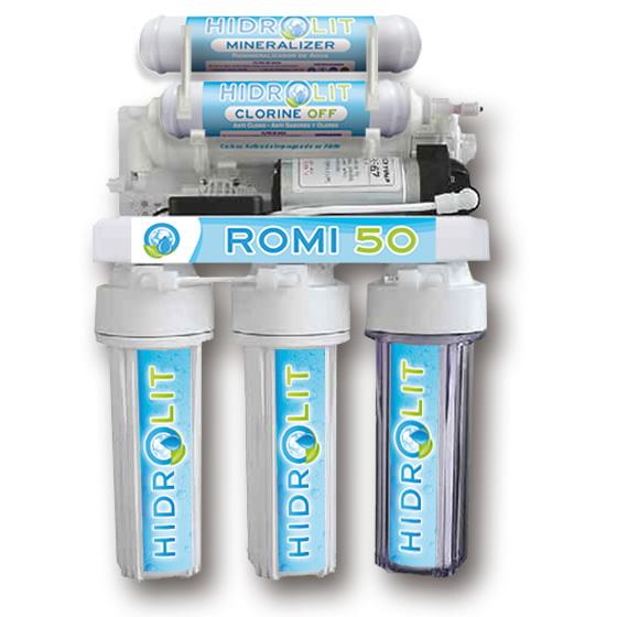 Sistema de Osmosis Inversa de 200 litros por día