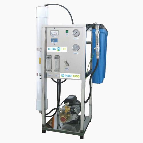 Planta Potabilizadora Osmosis Inversa 1500 GPD