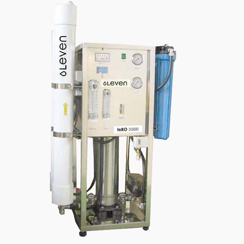 Planta de Osmosis Inversa de 3000 galones por día