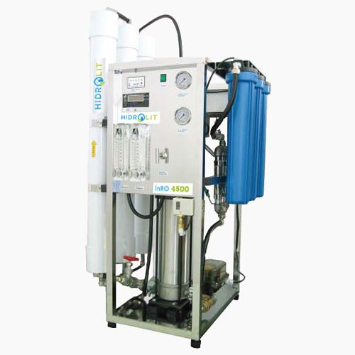 Planta potabilizadora de agua de osmosis inversa 4500gpd - Agua de osmosis ...