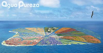 Islas Flotantes de Desperdicios en los oceanos