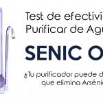 Purificador de Agua SENIC OUT de LEVEN elimina Arsénico. Comprobado!!!