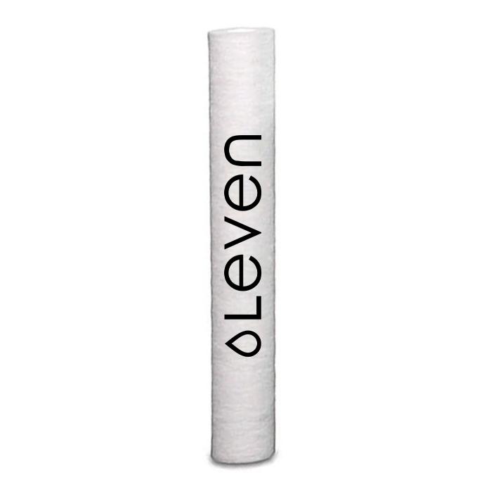 filtro de polipropileno de 2.5 x 20 pulgadas