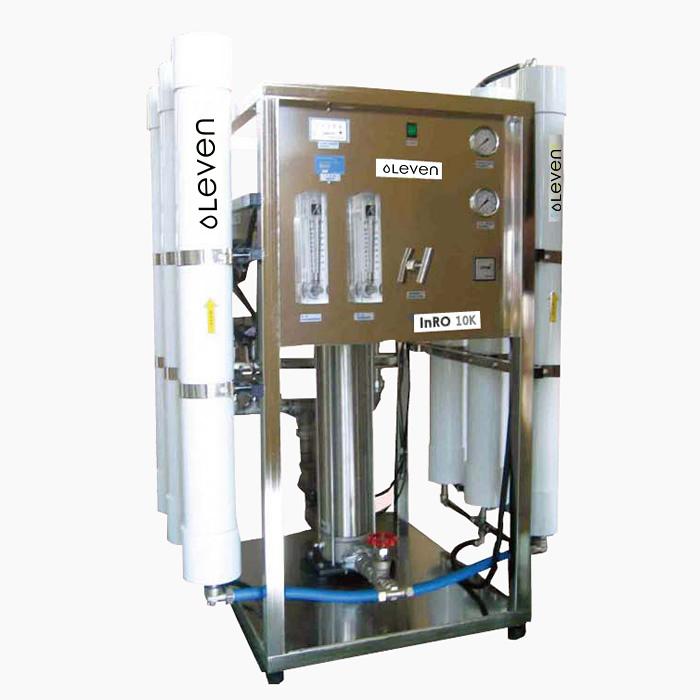 Planta de Osmosis Inversa 40.000 litros por día Por Dia