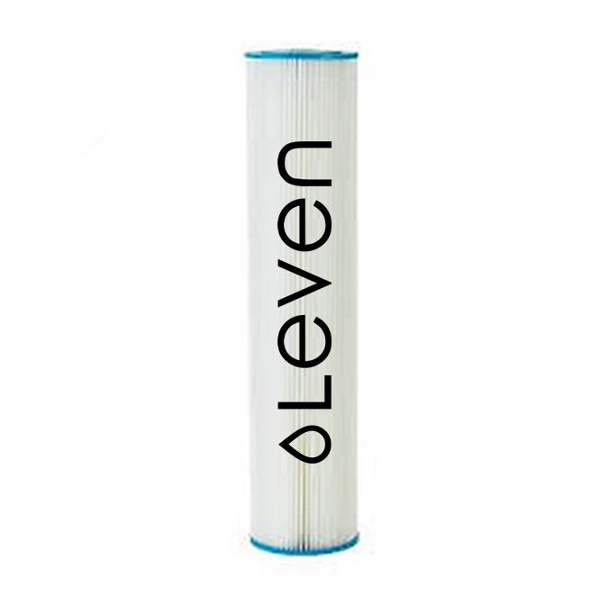 filtro plisado de 4.5 x 20 pulgadas