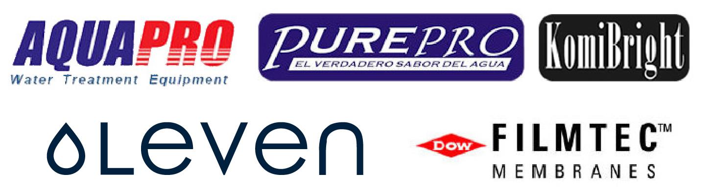 Quiénes Somos? Representamos todas estas marcas en Perú.